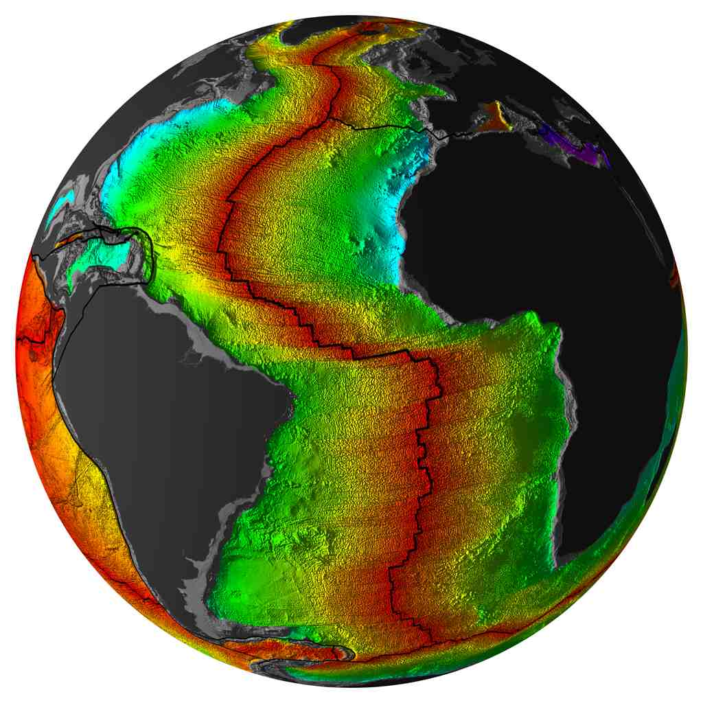 Earthbyte age grid we present four companion digital models of the age age uncertainty spreading rates and spreading asymmetries of the worlds ocean basins as geographic gumiabroncs Images