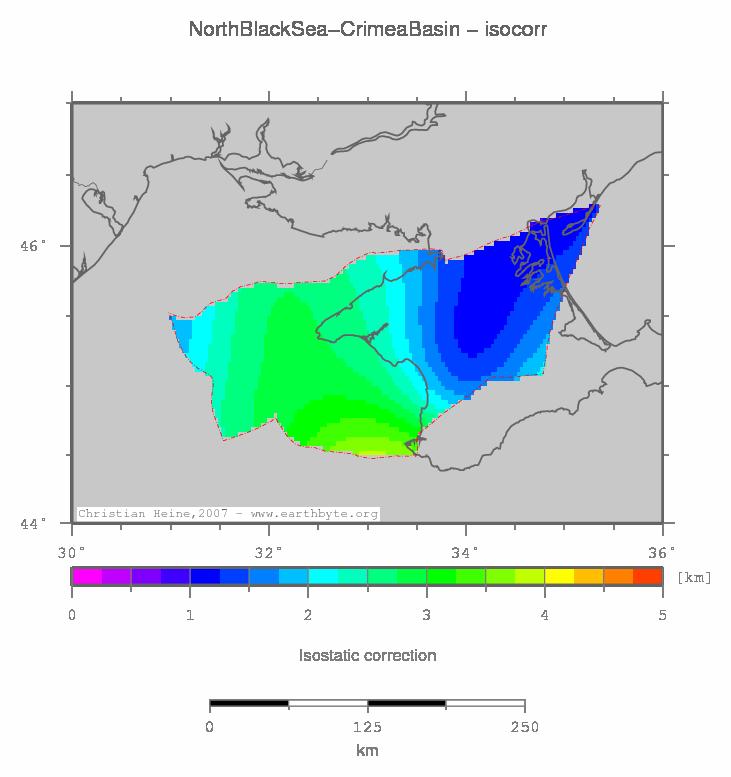 North Black Sea-Crimea Basin