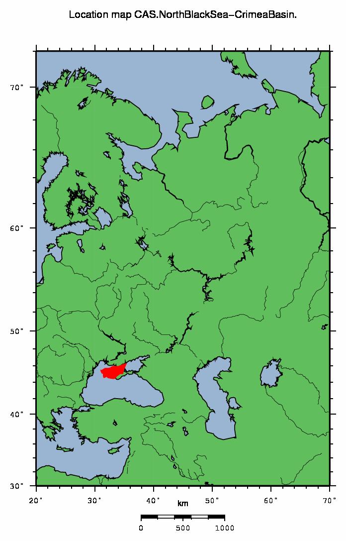 CAS North Black SeaCrimea Basin