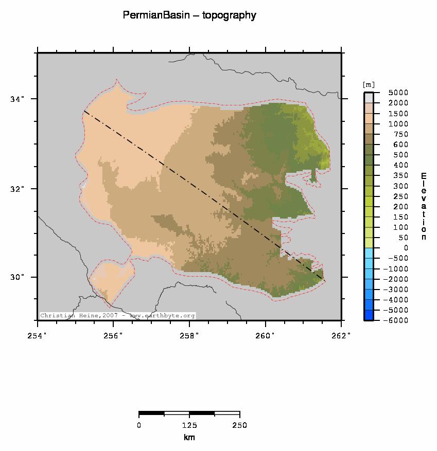 NAM - Permian Basin