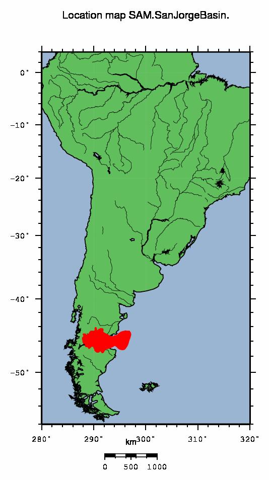 Sam San Jorge Basin