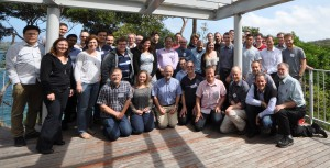 Basin GENESIS Hub Group Photo October 2014