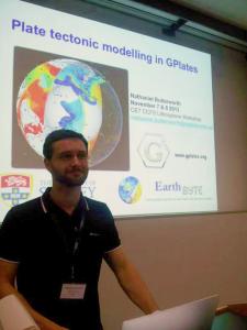 Nathan Butterworth GPlates Workshop