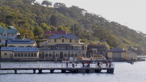 SIMS Chowder Bay October 2014