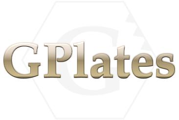 GPlates Title Logo
