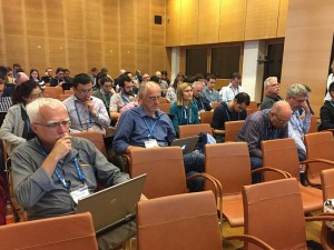 GPlates course at EGU 2015