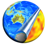 EarthByte globe icon