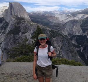 Jodie Pall at Yosemite National Park