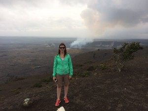 Lena O'Toole in Hawaii