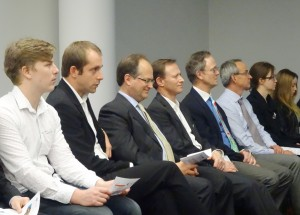 BGH opening - Attendees (19 August 2015)