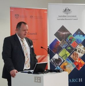 BGH opening - Chris Armstrong (19 August 2015)