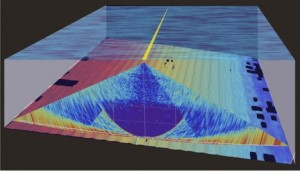 Water Column mapping of the Tasman Sea from the TECTA voyage