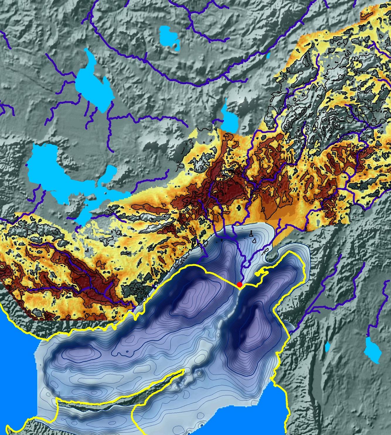 erosion-southern-Turkish-plateau