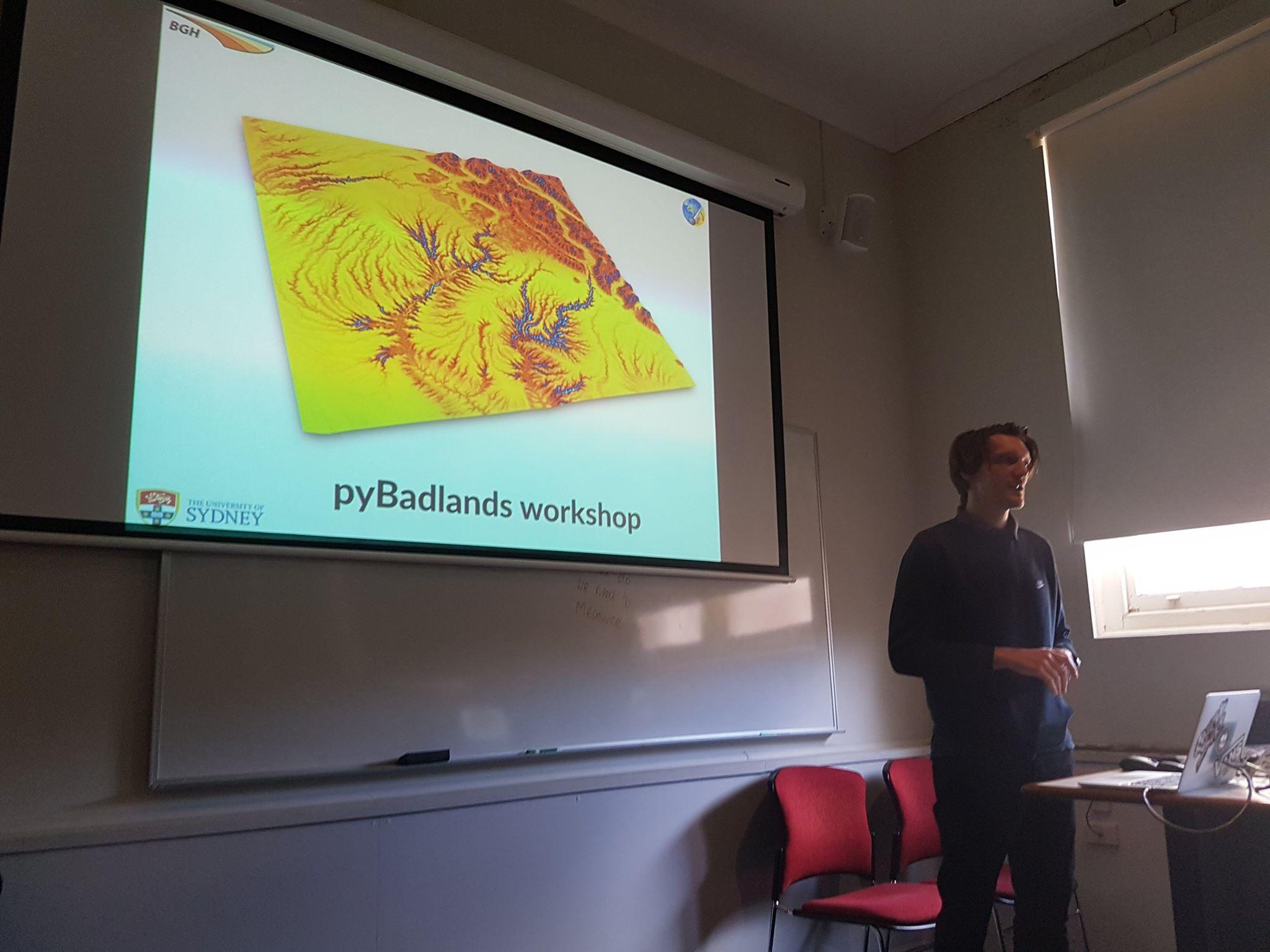 pyBadlands_workshop_Oct_2016